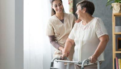 aged care nurse